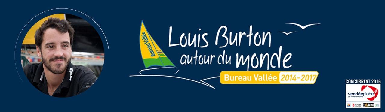 Vende Globe Louis BurtonBureau Valle toujours sur la route