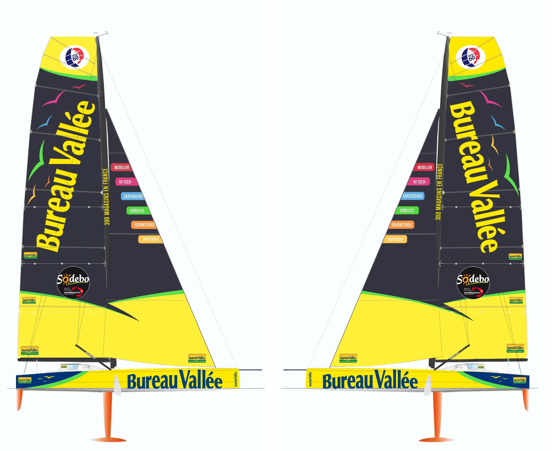 Transat jacques vabre 2017 for Bureau vallee