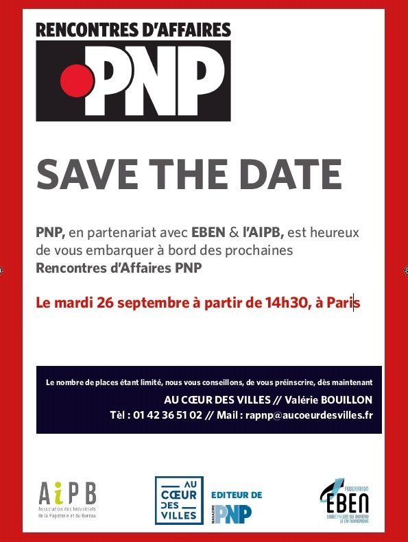 Save the Date juin 2017